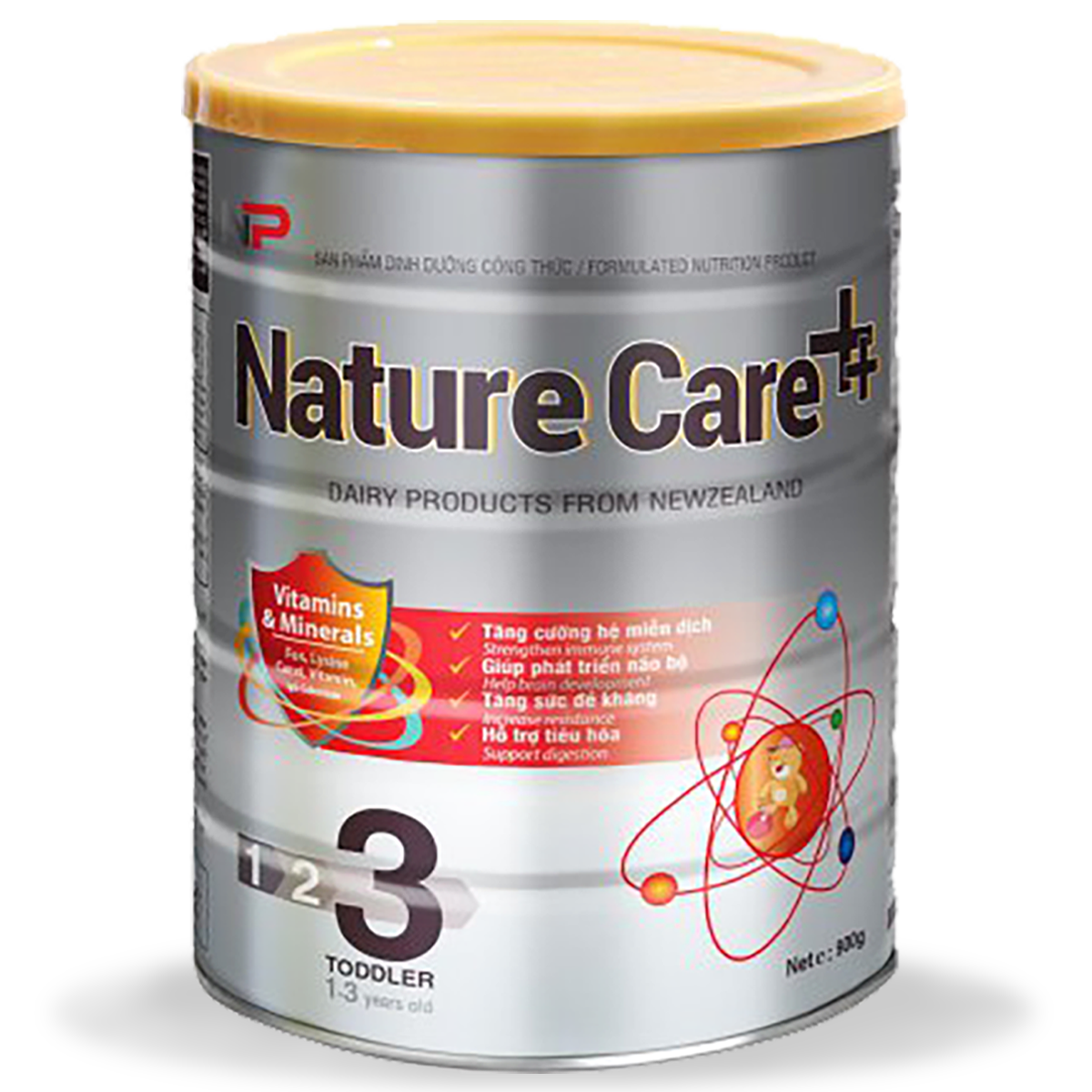 NATURE CARE TODDLER